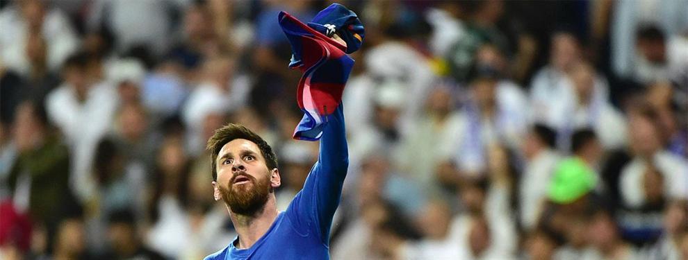 Leo Messi renovó y ya le puso fecha a su fichaje por Newell´s
