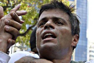 La tiranía chavista claudica y deja salir de la cárcel al opositor Leopoldo López