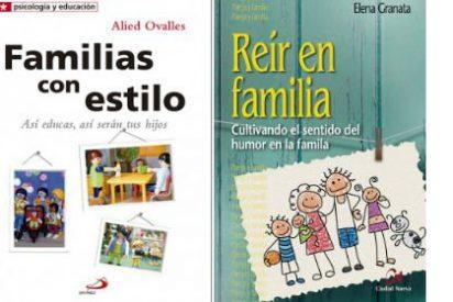 """""""Familias con estilo"""" y """"Reir en familia"""""""