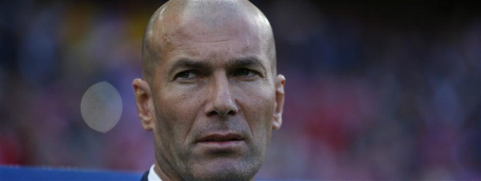 ¿Llegan todos? La impresionante lista de refuerzos que quiere Zidane para el Real