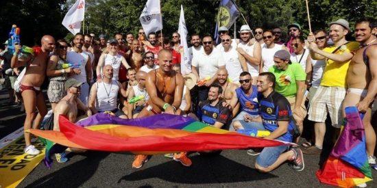 La ciudad de Madrid acoge la mayor manifestación del Orgullo Gay del Planeta Tierra