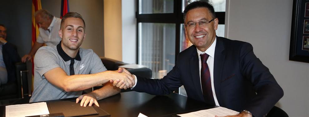 Lo que esconde el nuevo contrato de Gerard Deulofeu con el Barça