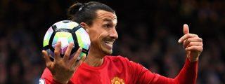 Lo que Zlatan Ibrahimovic le exige al Manchester United para olvidarse de la MLS