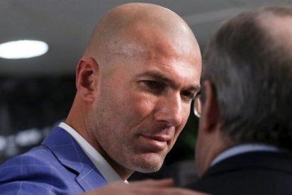Los centrales que amenazan a Vallejo: La última lista que Zidane le pasa a Florentino Pérez