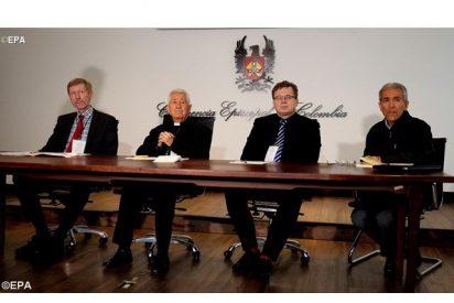 Los obispos colombianos, contra Teleamiga