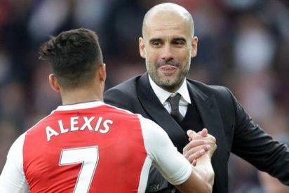 Los tres jugadores que Guardiola pone en la calle para traerse a Alexis al City