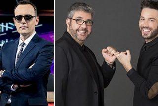 """García deja en shock a Pardo criticando a Ferreras en laSexta: """"Tu jefe ha fabricado una tele donde predomina el show y no la pluralidad"""""""