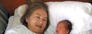 Esta mujer ha sido madre a los 60 tras 20 años intentándolo