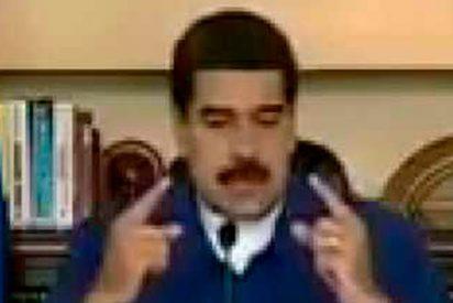 [VÍDEO] Maduro compara Venezuela con Cataluña