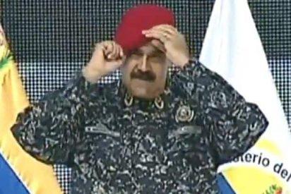"[VÍDEO] Nicolás Maduro: ""Me parezco a Saddam Hussein"""