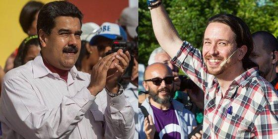 El País coge por la solapa a Podemos y le exige que aclare su relación con el sátrapa de Maduro