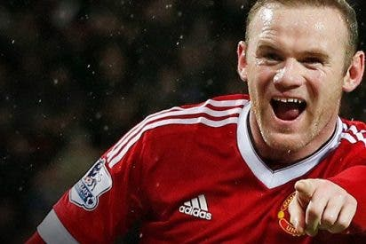 Golazo de Rooney en su regreso al Everton