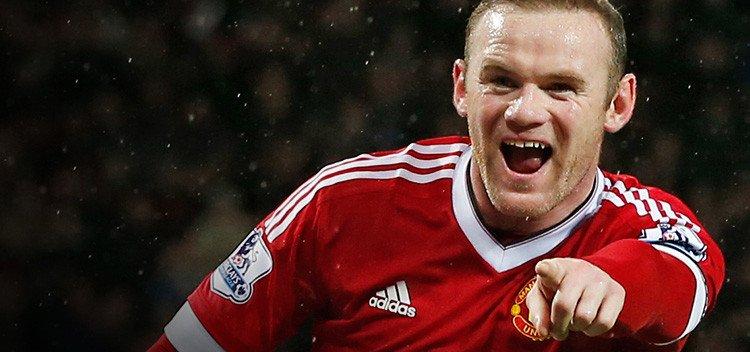 Golazo de Rooney en su regreso al Everton