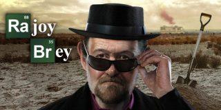 Mariano Rajoy y el profesor de química de 'Breaking Bad'