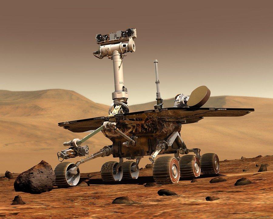 NASA: El 'rover' en Marte transmitirá por primera vez los sonidos de otro planeta
