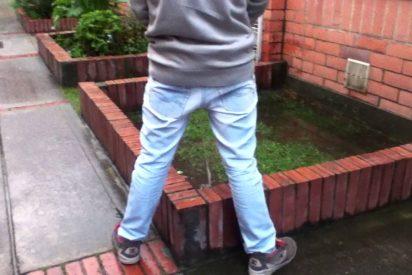 [VÍDEO] Esto es lo que te puede pasar si orinas en la calle