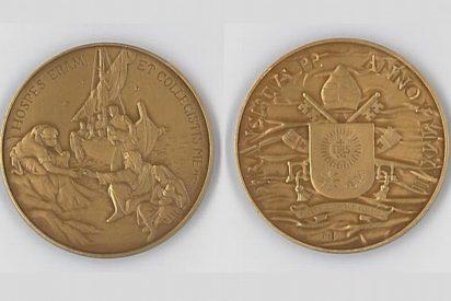 Las medallas del quinto año del Pontificado no llevarán el rostro de Francisco