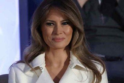 Melania Trump, el rostro 'más deseado a imitar' en las operaciones estéticas