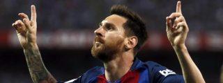 Messi llega a Barcelona para firmar su renovación y !pedir cuatro salidas!