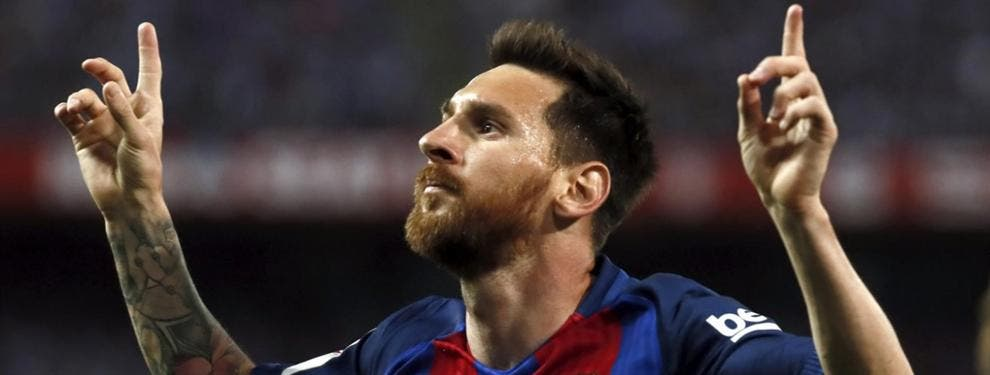 Messi se alía con Cristiano Ronaldo y suelta una 'bomba' bestial que llega hasta Florentino Pérez
