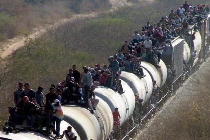 México: abandonan un camión con 178 migrantes medio muertos de asfixia