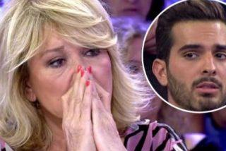 ¿Qué le pasa a Suso ('GH16') para que Mila Ximénez rompa a llorar en directo?