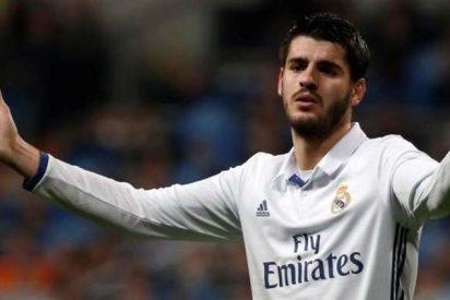 El Chelsea de Conte sale al rescate del Real Madrid en el caso Morata