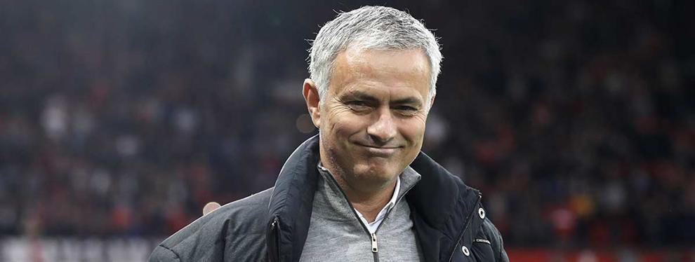 La llamada de José Mourinho que monta un lío tremendo en el Real Madrid