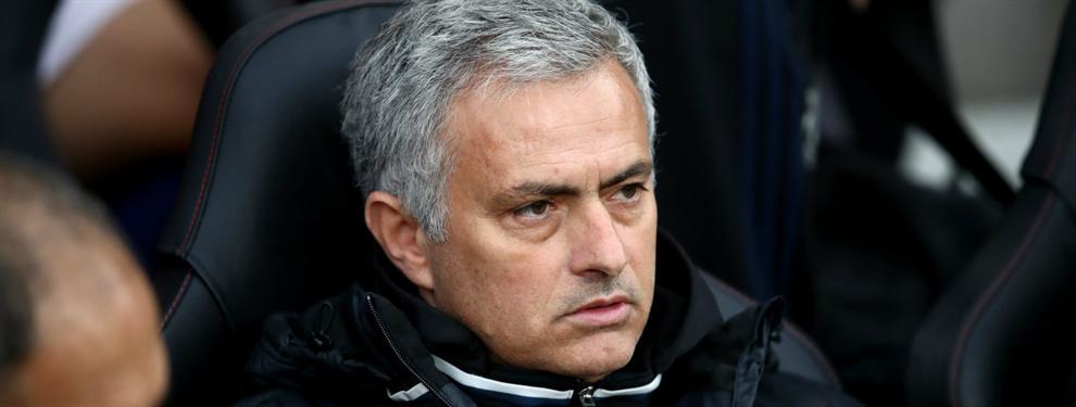 Mourinho se la juega a Morata por la espalda (y el Real Madrid advierte al United)