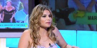 Los pezones de María Lapiedra que dejaron sin el sostén de Telecinco a Sandra Barneda