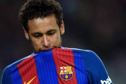 Neymar apuñala al Barça (y deja vendido a Messi)
