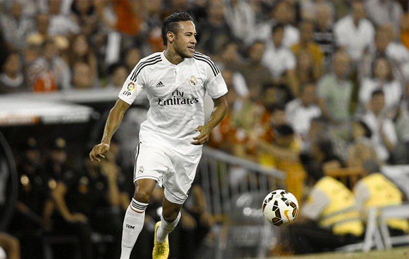 La jugada de Neymar para terminar en el Real Madrid