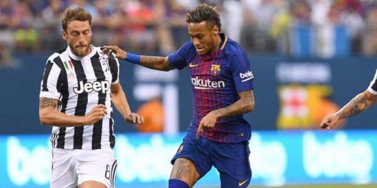 Neymar responde a los rumores con un golpe sobre la mesa y un mensaje brutal