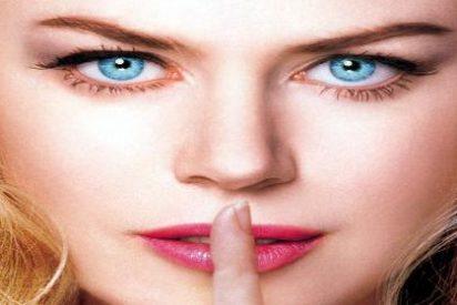 Los delatores pezones de Nicole Kidman en plan 'cowgirl' arrepentida