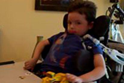 [VÍDEO] Este niño consiguió superar la misma enfermedad que padece Charlie Gard