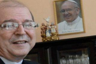 """Monseñor Sergio Castriani: """"La Iglesia tiene que ser lugar del laico, de las bases, del Pueblo de Dios"""""""