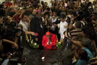 "Rosa Chávez: el obispo ""rojo"" de El Salvador"
