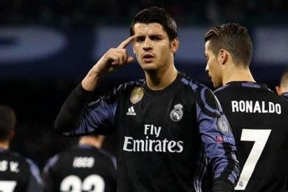 Oficial: Morata se va al Chelsea por 80 millones