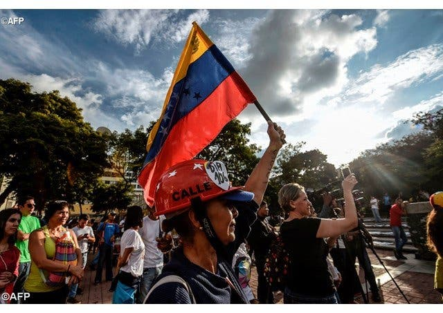 Venezuela: escoger entre ser libres o esclavos
