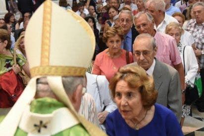 """El cardenal de Madrid pide """"acercarse al Señor"""" durante las vacaciones"""