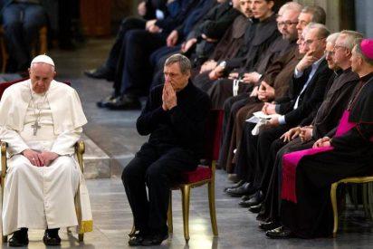 """Francisco pide rezar """"por las víctimas de las mafias"""" y luchar contra la corrupción"""