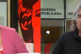 A Cristina Pardo le sale una faena de puerta grande con el toro del independentismo Joan Tardá