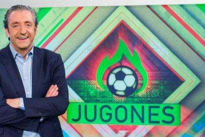 Atresmedia renueva a Pedrerol por dos años más al frente de 'Jugones' y 'El Chiringuito'