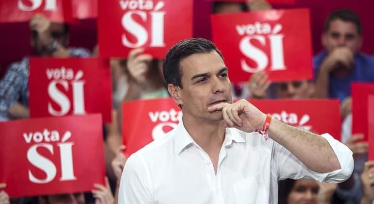 Sánchez se lleva un monumental 'zasca' a cuenta del choque del tren de Barcelona