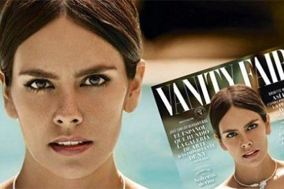 Tremebundo enfado de Cristina Pedroche contra Vanity Fair por pasarse con el Photoshop