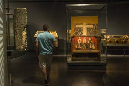 Aragón pide que la devolución de lo bienes de Sijena no se demore a septiembre