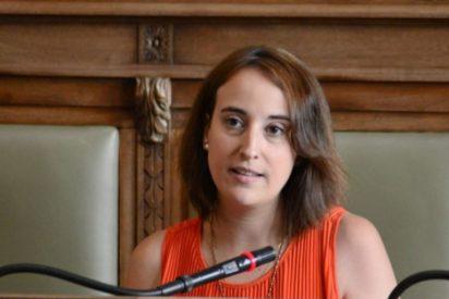 "Pilar Vicente (Cs): ""Adif gana, Valladolid pierde"""