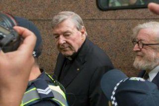 """Pell se declara """"no culpable"""" y el juez fija para octubre el comienzo del juicio por abusos a menores"""