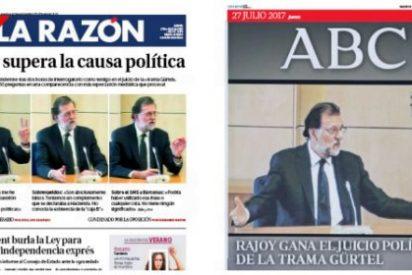 """La bestial y contundente confesión de Moncloa a Raúl del Pozo: """"El abogado que citó a Rajoy quedó como un inepto"""""""