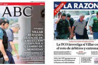 Ignacio Camacho 'alaba' a Ángel María Villar: